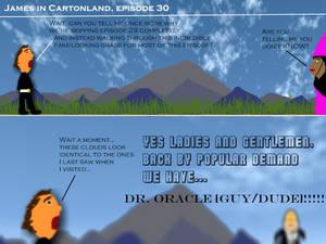 James in Cartoonland, ep. 30
