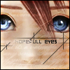 hopeful eyes by Sinanxis