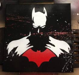 Batman by Megapoires
