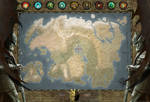 Tamriel Map  [The Elder Scrolls Universe]