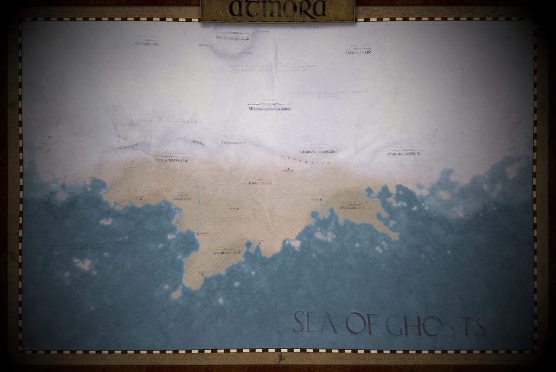 Atmora Map [Elder Scrolls Universe] by DwarfChieftain on ...