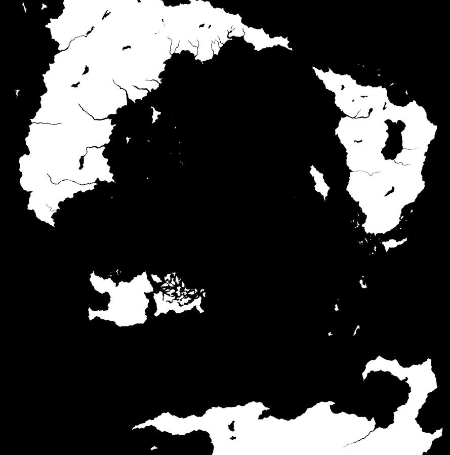 WIP Map Contours by DwarfChieftain