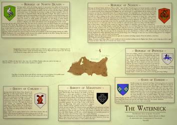 The Waterneck - Regional Atlas of Journe by MartynasB