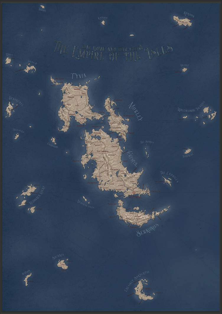 The Empire of the Isles [Dishonored] by MartynasB on DeviantArt on