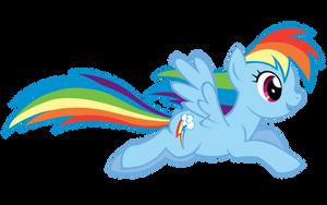 Rainbow Dash Again. by jlryan