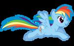Rainbow Dash Again.