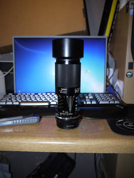 Tamron 80 - 210mm lens