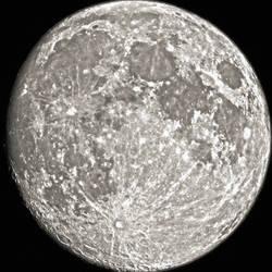 Moon detail by jlryan