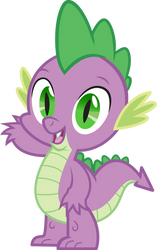 Spike the Dragon!
