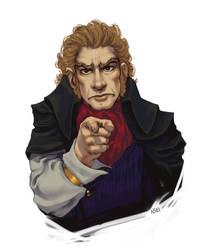 Johnny K. Gambino Wants You