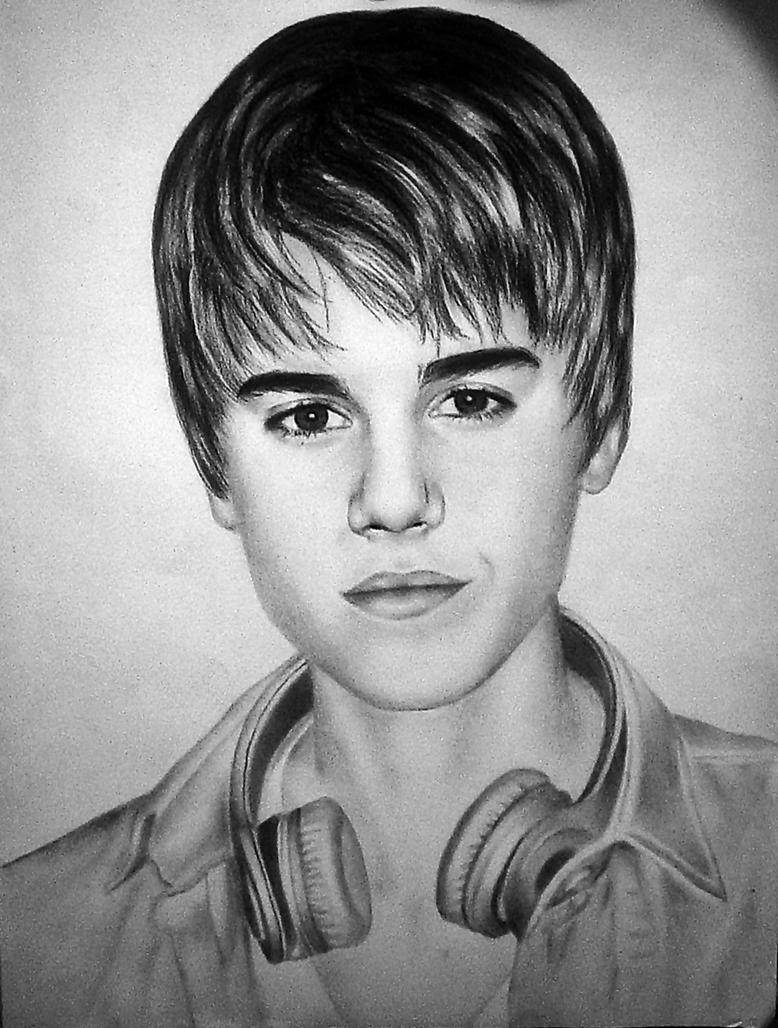 Justin Bieber By Minickart On DeviantArt