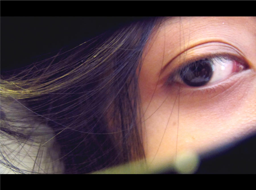 Eyes by dinalovesart