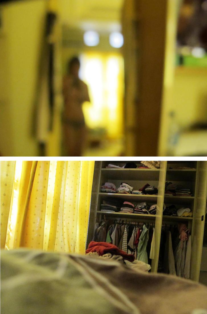 My Room by dinalovesart