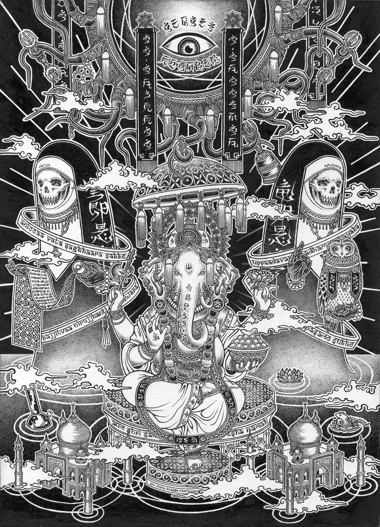 abhidharma by NakamoriShimon