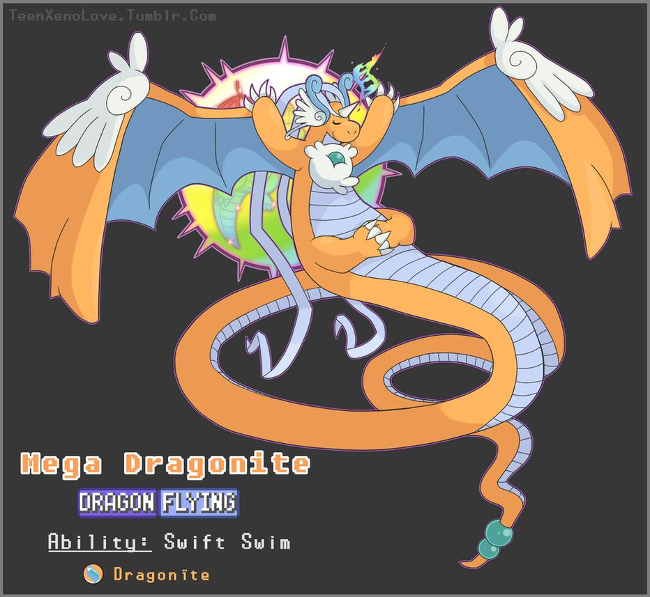 Mega Dragonite | Pokemon | Pinterest | Pokémon, Manga and Anime