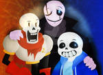 The Skele Family