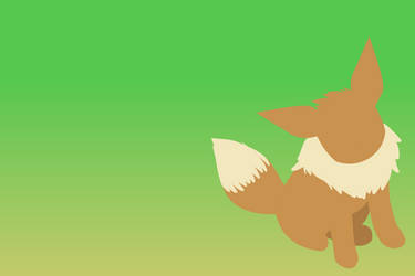 Eevee Minimalist BG (free to use w credit) by TaiylorWallace