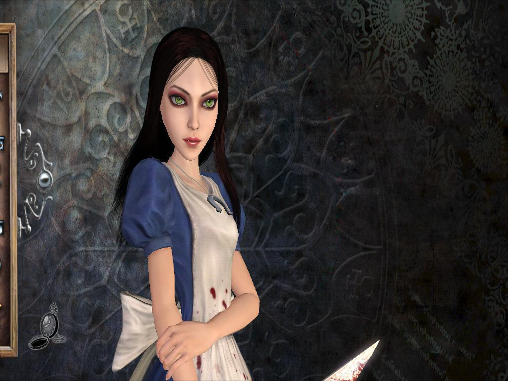 Alice: Madness Returns Main Menu Wallpaper by Wolfnicshadow