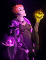 Moira O'Deorain by blueberry-jam1