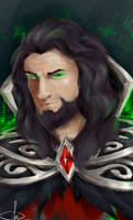 Medivh by blueberry-jam1