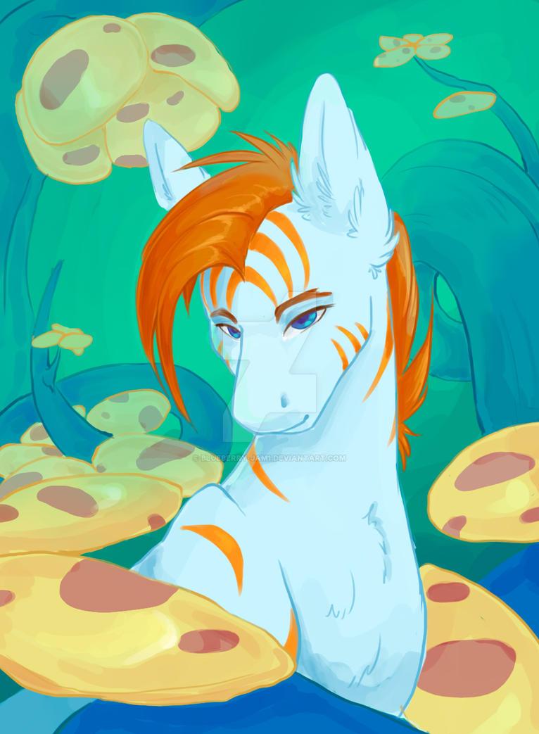 Pony by blueberry-jam1