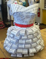 Music Dress by Qtfiddler