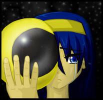 Lunar Mask by justmyimagination