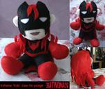 Batwoman plush