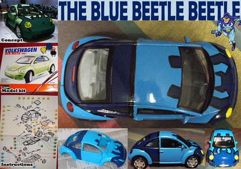 The Blue Beetle Beetle