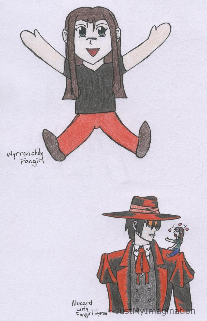 Alucard's Fangirl by justmyimagination