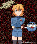 Seras never was good at lying