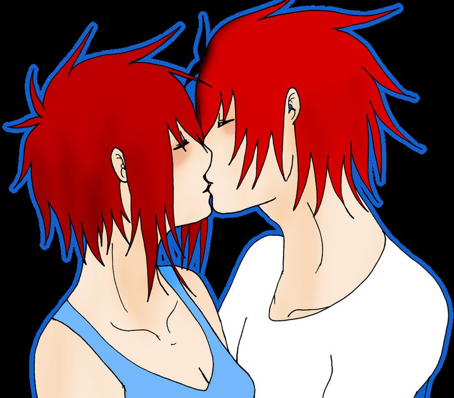 ANii x SKay - kiss by AniiTaRuiz