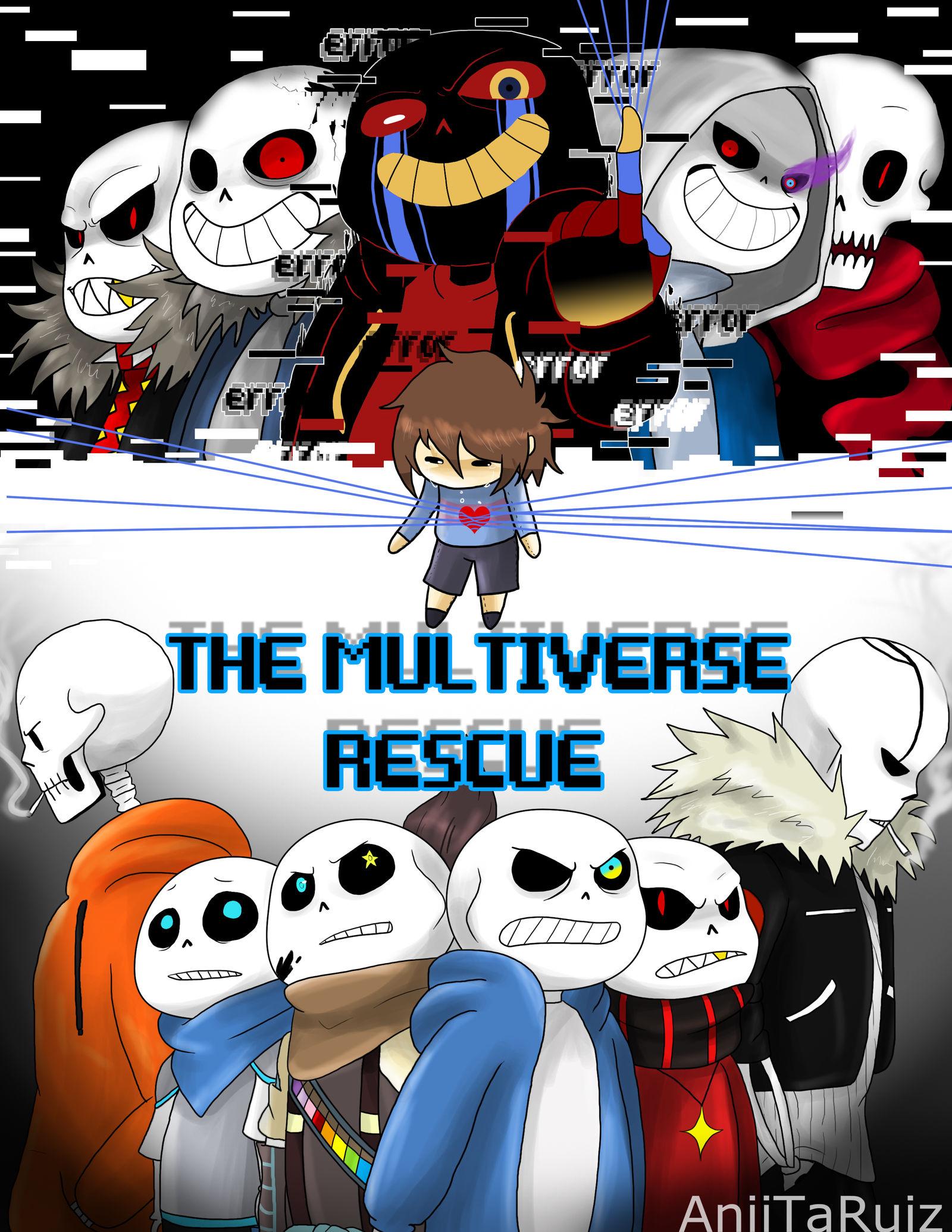 The Multiverse Rescue