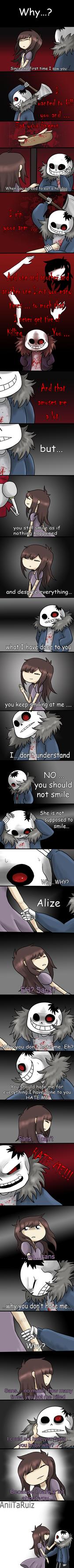 Why do you smile by AniiTaRuiz