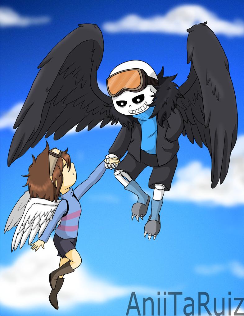 Birdtale: Guardian by Copyplier on DeviantArt