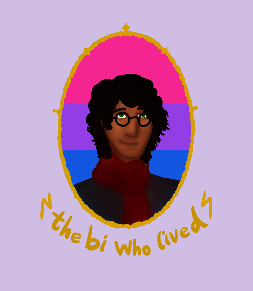 The Bi Who Lived by Julyborn