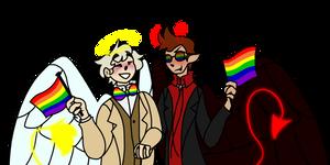 Gay Omens