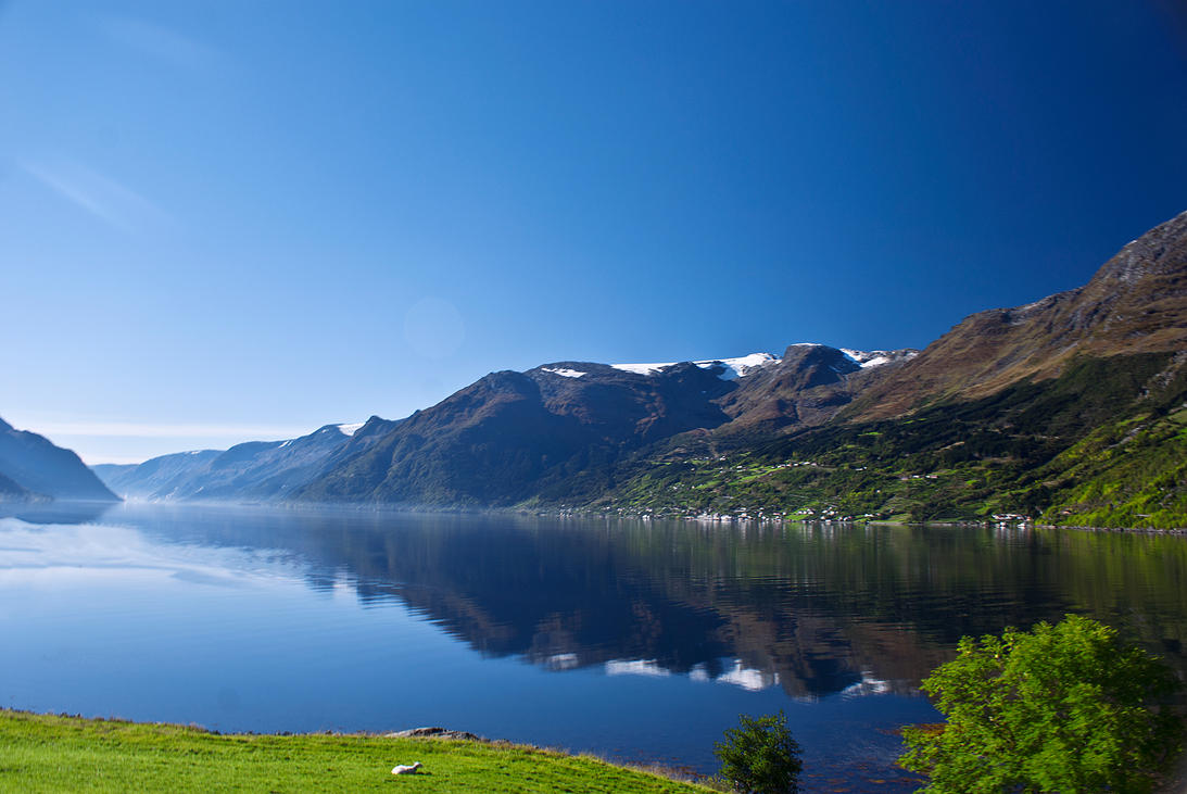 Fjord Tour With Eurail Pass