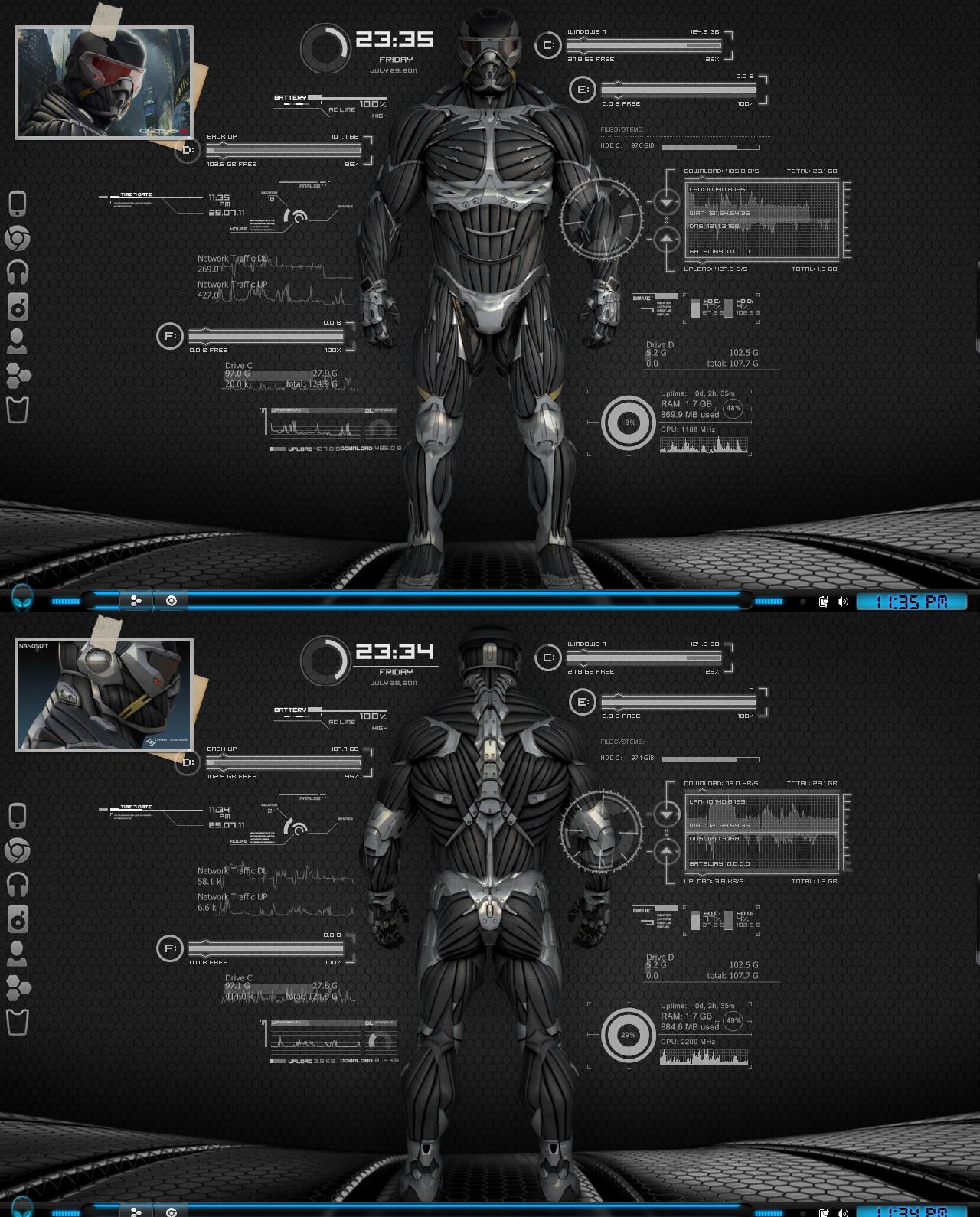 Crysis Warhead Wallpapers PC  supercheatscom