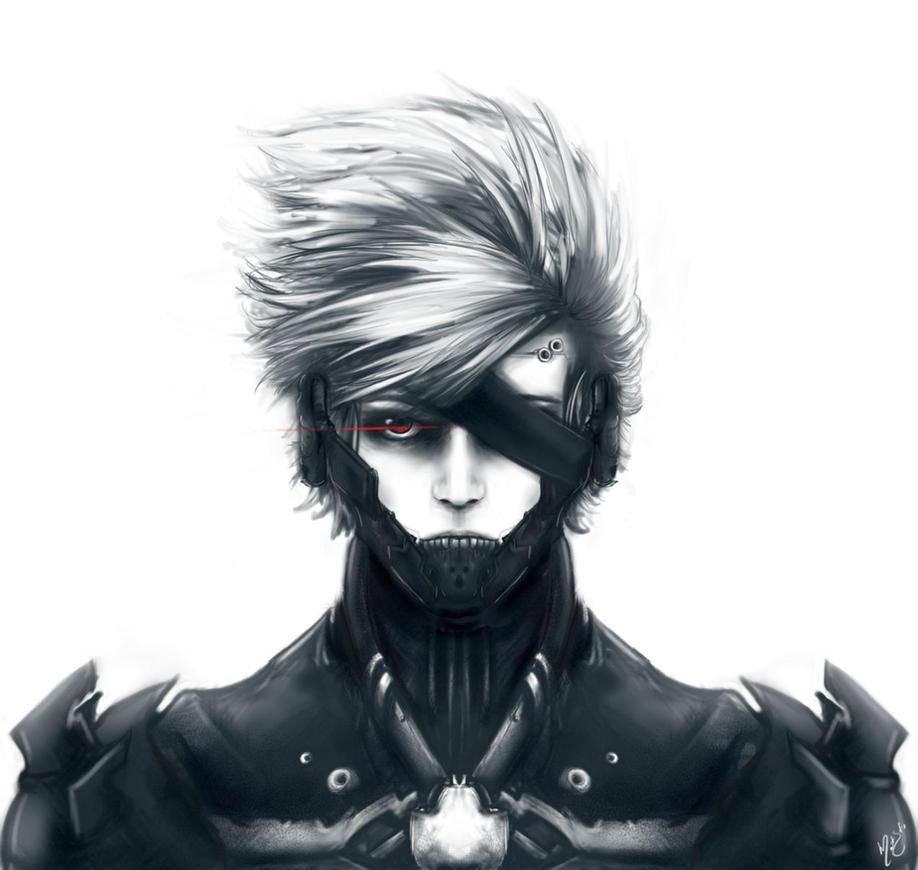 Raiden Metal Gear Rising Art   www.imgkid.com - The Image ...
