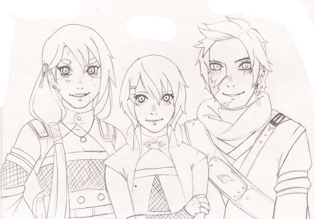 aida's team doodle by xkynthiax