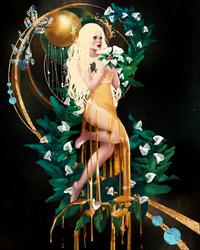 Persephone by aleiah-art