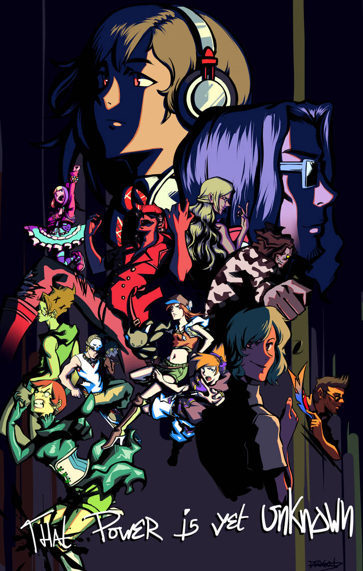 TWEWY - That Power Is Yet Unknown by Viral-Zone