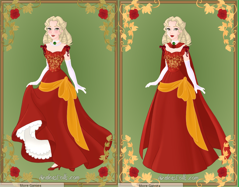 eden starling barbie a christmas a carol by roxy734 - Barbie Christmas Carol