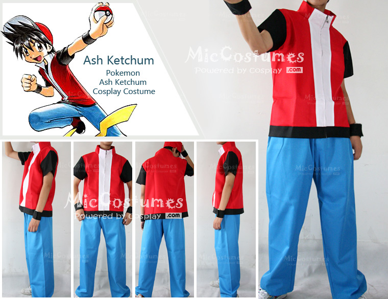 pokemon red cosplay costume by miccostumes on deviantart