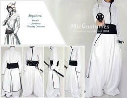 Bleach Ulquiorra Cosplay by miccostumes