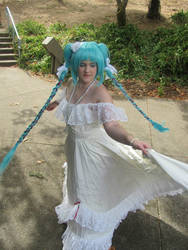 Vocaloid Cosplay Photo Contest - #11 Chelsea Havoc by miccostumes