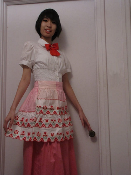 Maid Lolita Photo Contest - #6 Azurimi by miccostumes