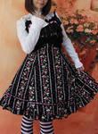 Infanta Bowknot Candy Lolita Dress