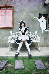 Maid Lolita Photo Contest - #9 MaaYa by miccostumes